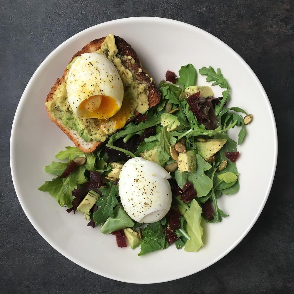 Breakfast/Lunch
