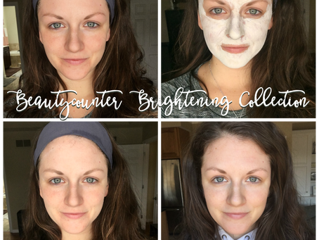 [Product Review] Beautycounter's Brightening Collection with Vitamin C