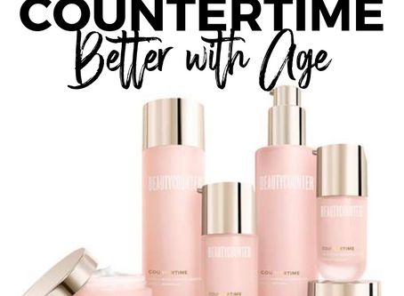 Better with Age: Beautycounter's Countertime (with monthly photos!)