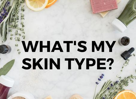 What's my Skin Type?