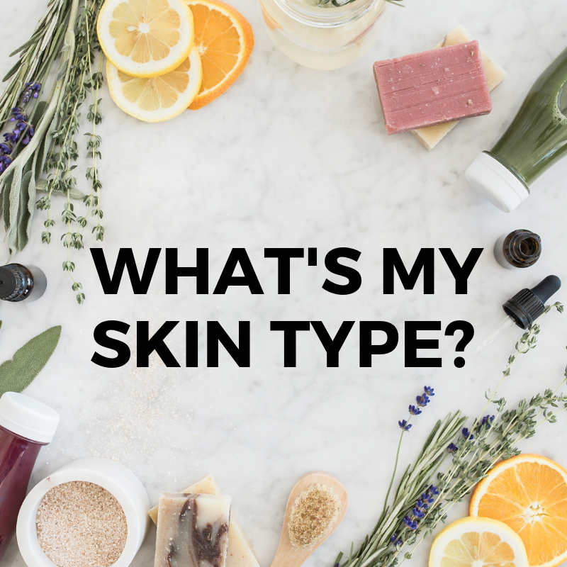 What's my Skin Type | Holistic Kate