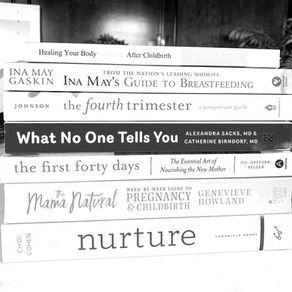 Motherhood Book Round-up