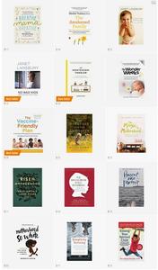 Parenting, Toddler, Newborn | Motherhood Grace Book Roundup