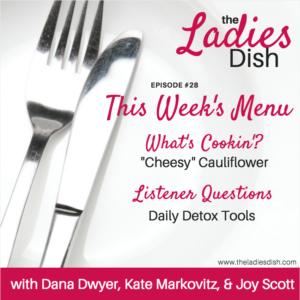 Daily Detox Tools   The Ladies Dish
