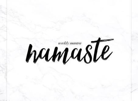 10.17.16: Namaste