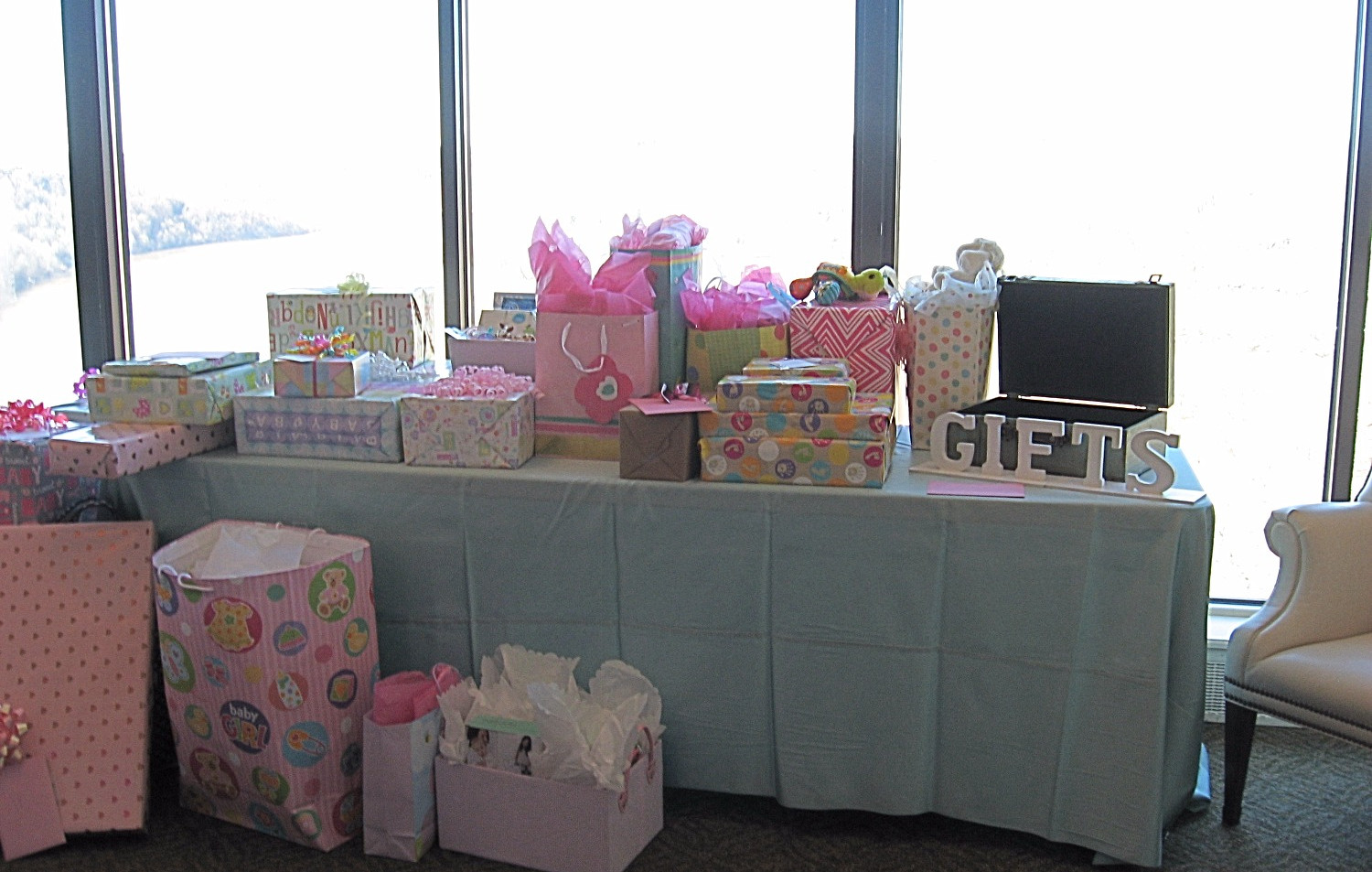 Williams' Baby Shower