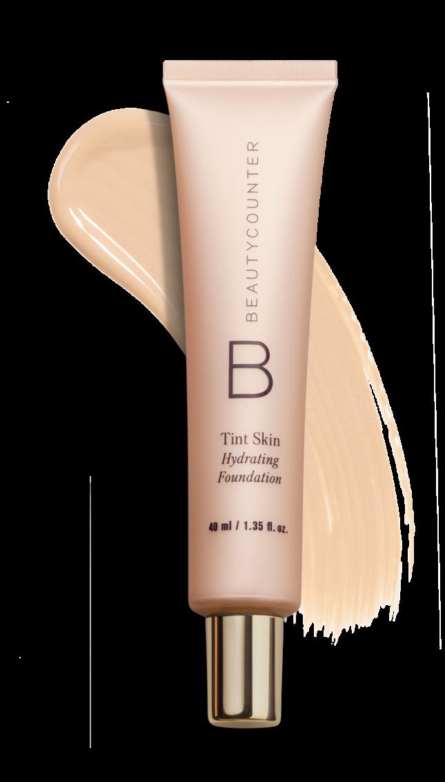 Tint Skin Foundation | Beautycounter | Holistic Kate
