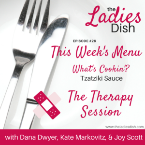 The Therapy Session | The Ladies Dish