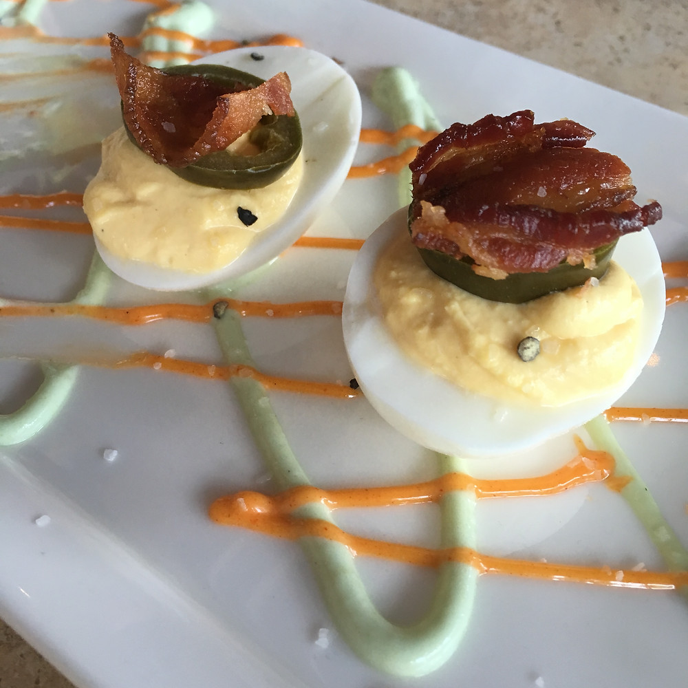 Deviled Eggs
