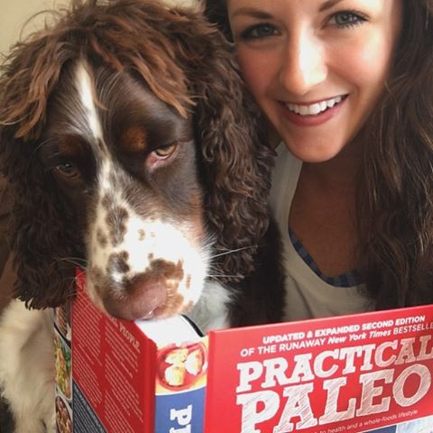 Murph & I read Practical Paleo 2nd Edition