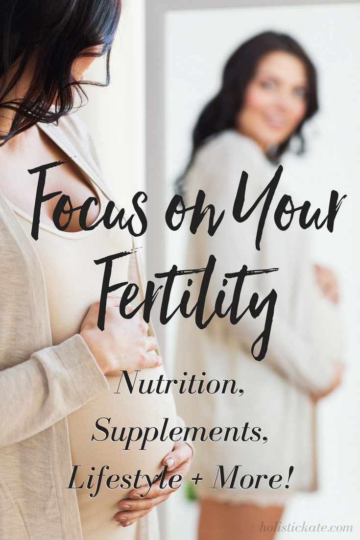 Focus on Your Fertility