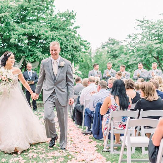 July Williams Wedding | Hannah Hicks Photography