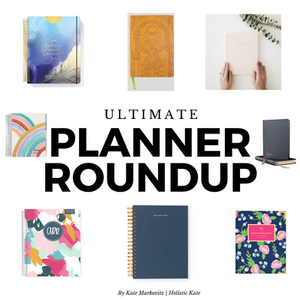 Ultimate Planner Roundup | Desire Map Planner, Passion Planner, Dream Planner, Full Focus Planner, Simplified Planner, Golden Coil Planner, Plum Paper Planner, Erin Condren Planner