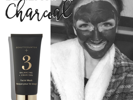 Benefits of Charcoal + My Favorite Charcoal Products