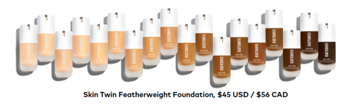 Skin Twin Featherweight Foundation Shades | Holistic Kate | Beautycounter