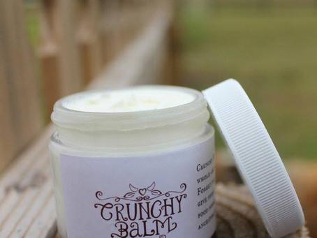 [REVIEW] Crunchy Balm: Nourish You Skin
