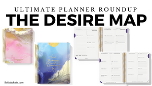 The Desire Map Planner