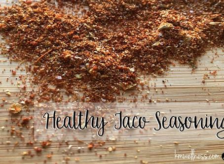 [RECIPE] Healthy Taco Seasoning