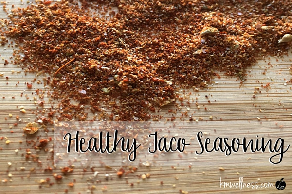 Healthy Taco Seasoning