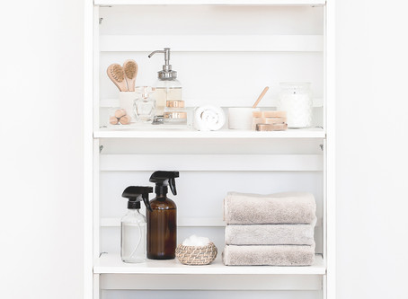 Clean Up Well: Home Product Edition