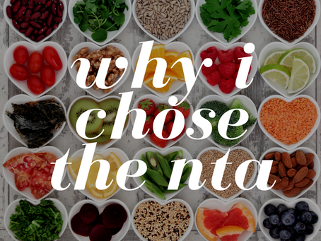 Why I Chose the Nutritional Therapy Association (NTA)