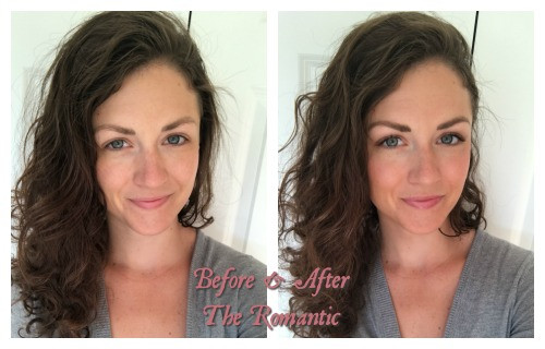 Beautycounter The Romantic Before and After | Kate Markovitz