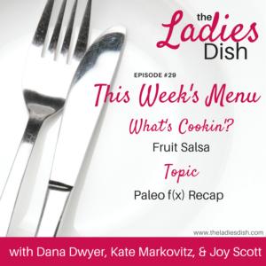 Paleo f(x) Recap | The Ladies Dish