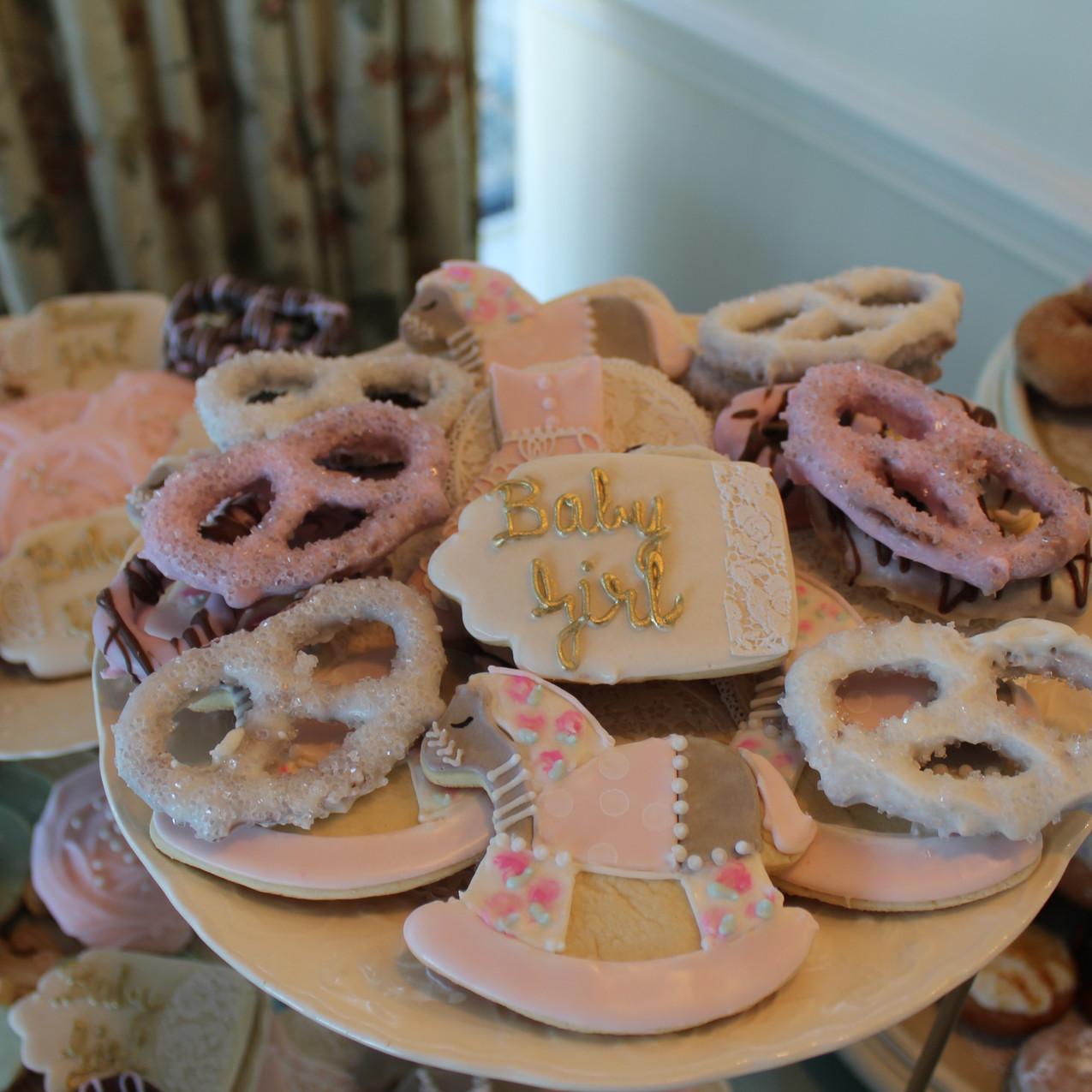 Cookies and Pretzels