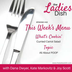 All About Poop | The Ladies Dish