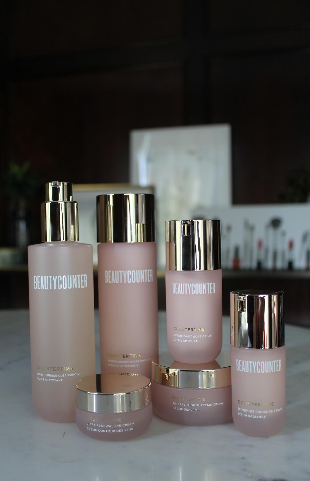 Beautycounter Countertime Collection | Kate Markovitz