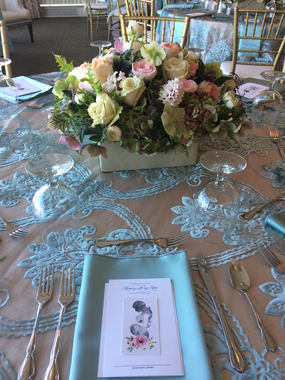 Individual Place Setting