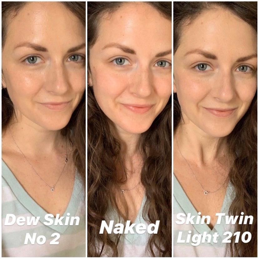 Skin Twin vs Dew Skin | Holistic Kate | Beautycounter
