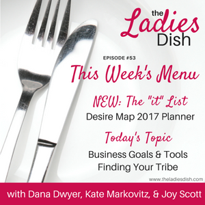 Business Tools | The Ladies Dish