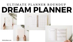 The Dream Planner Horacio Printing