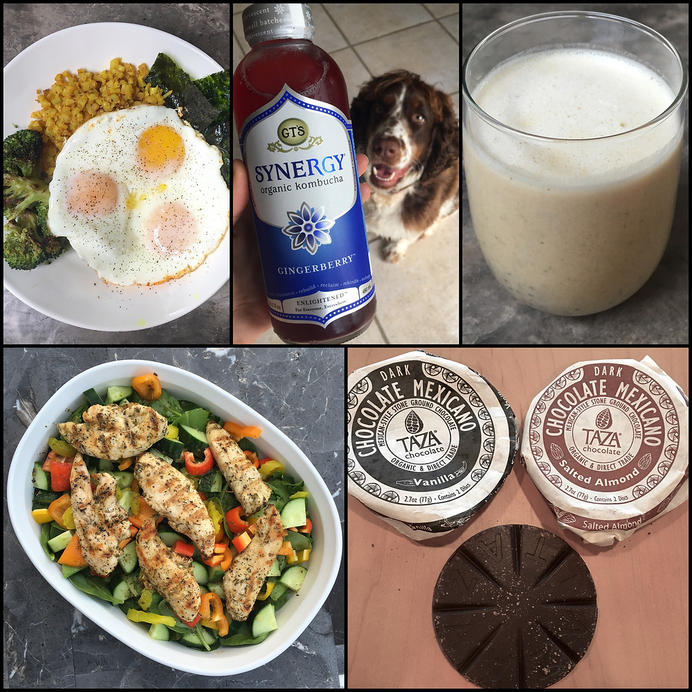 from kate's plate: what i ate 7.7.16