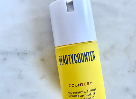 All Bright C Serum: A Morning Essential for Brighter, Glowing Skin from Beautycounter