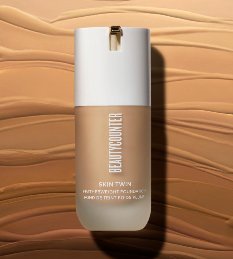 Skin Twin Featherweight Foundation | Holistic Kate | Beautycounter