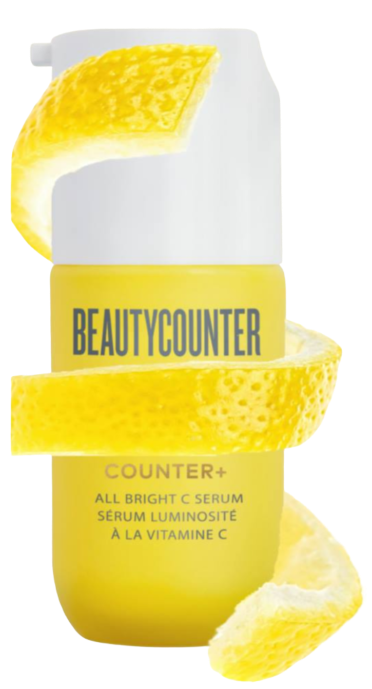 Beautycounter All Bright C Serum | Holistic Kate
