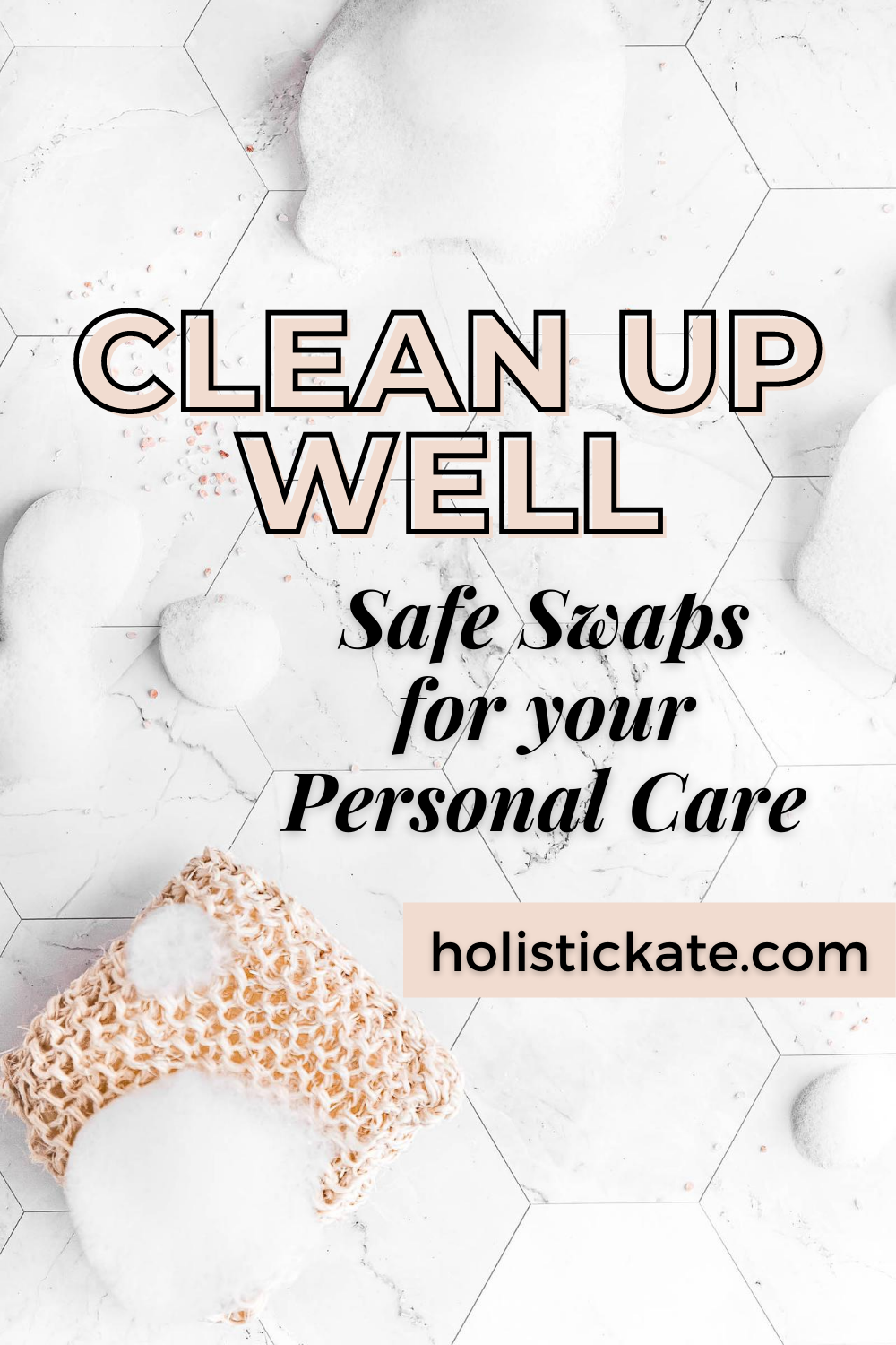 Safe Swaps for Personal Care Products