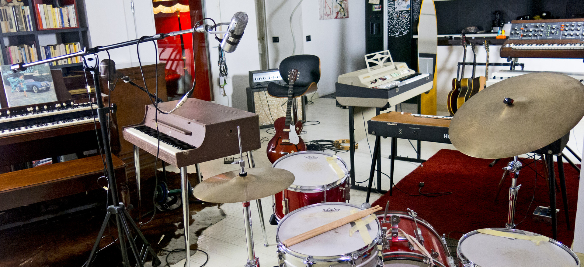 Hammond B3 Wurlitzer