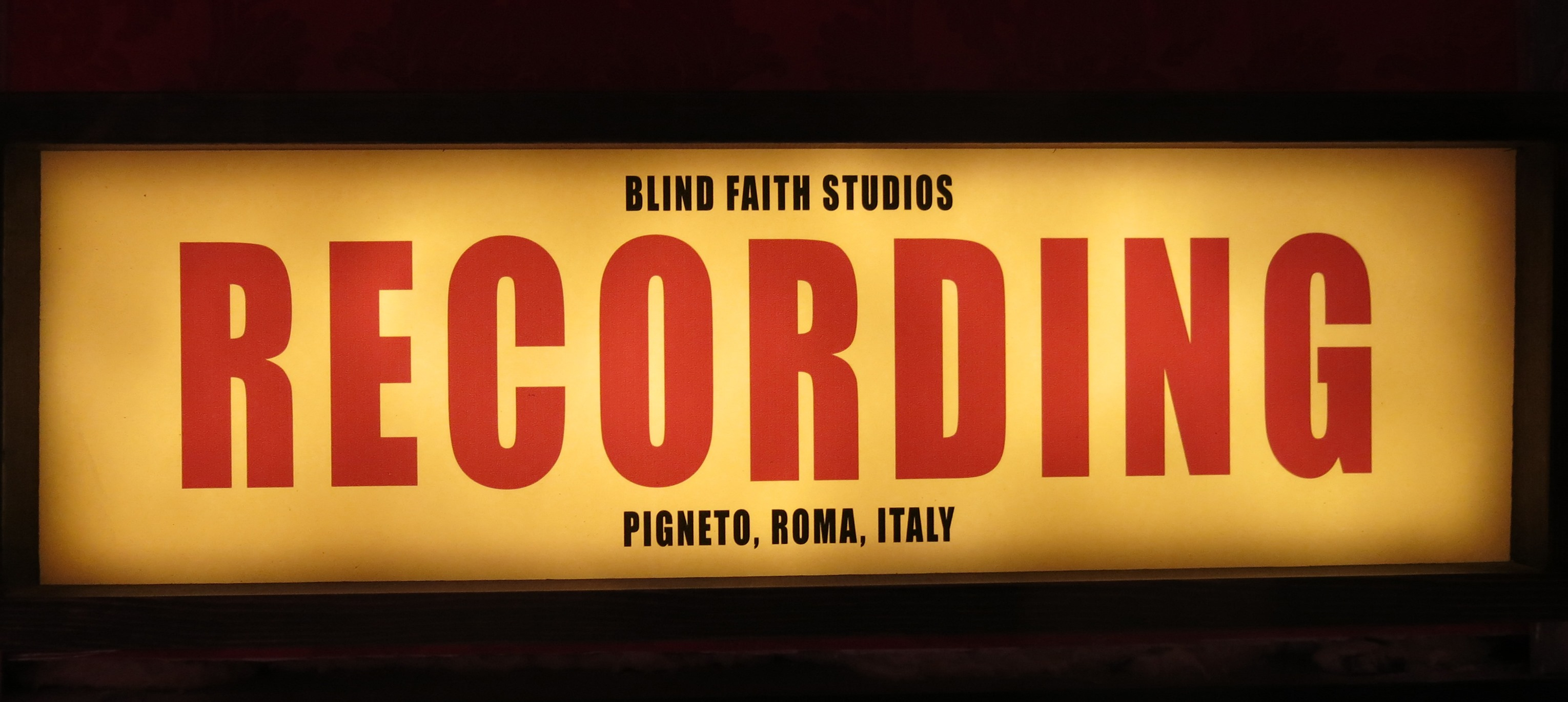 Blind Faith Recording Studios