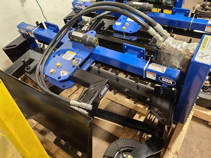 6' Mark 2 Power Box Rake w/ RT Rotor