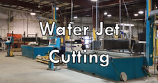 MTW Water Jet Cutting