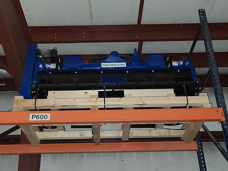 7' Mark 2 Power Box Rake w/ RT Rotor