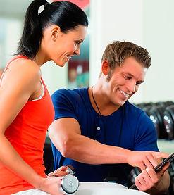 Персональные тренировки для женщин