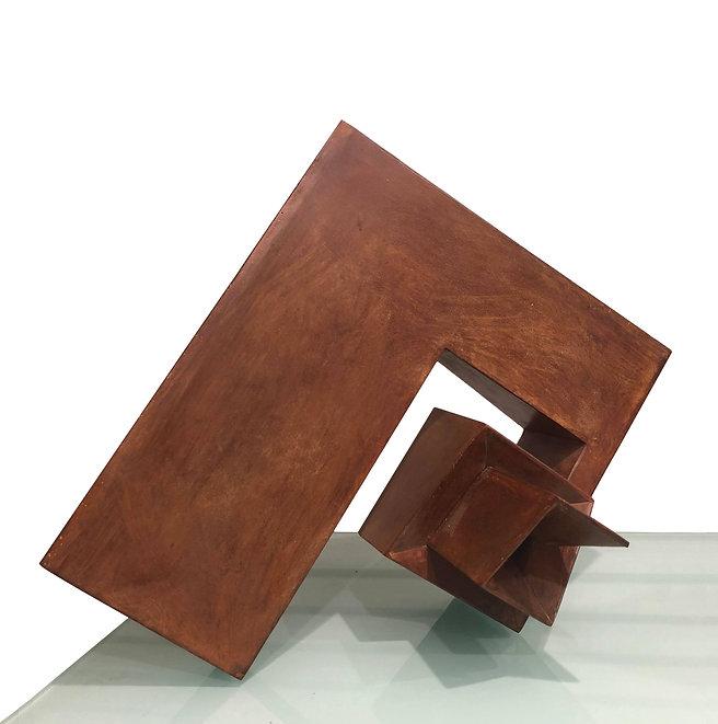 José_Villa,_Euritmia,_2016,_copper,_20_x