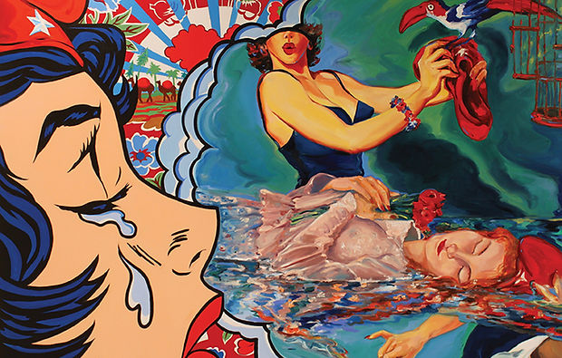 RC0165719 Ciro Quintana, Dreaming and cr