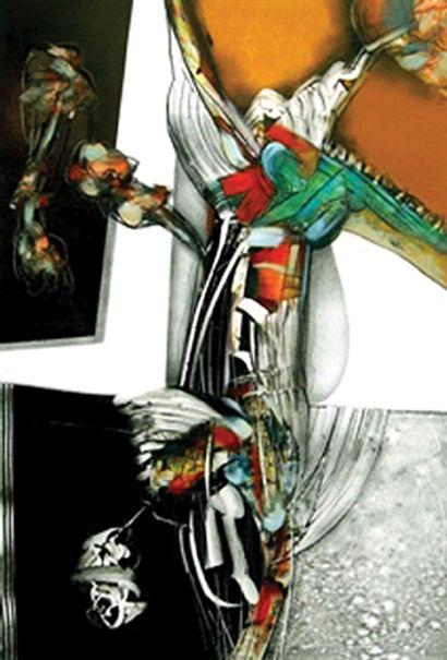 Victor Gomez, Transfigured Movement , Oi