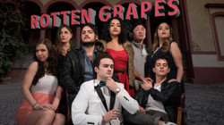 rotten grapes poster