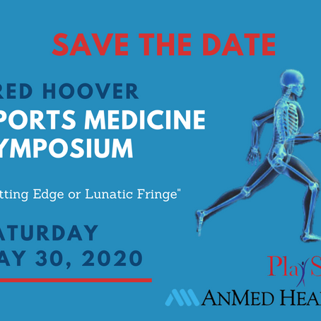 2020 Fred Hoover Sports Medicine Symposium